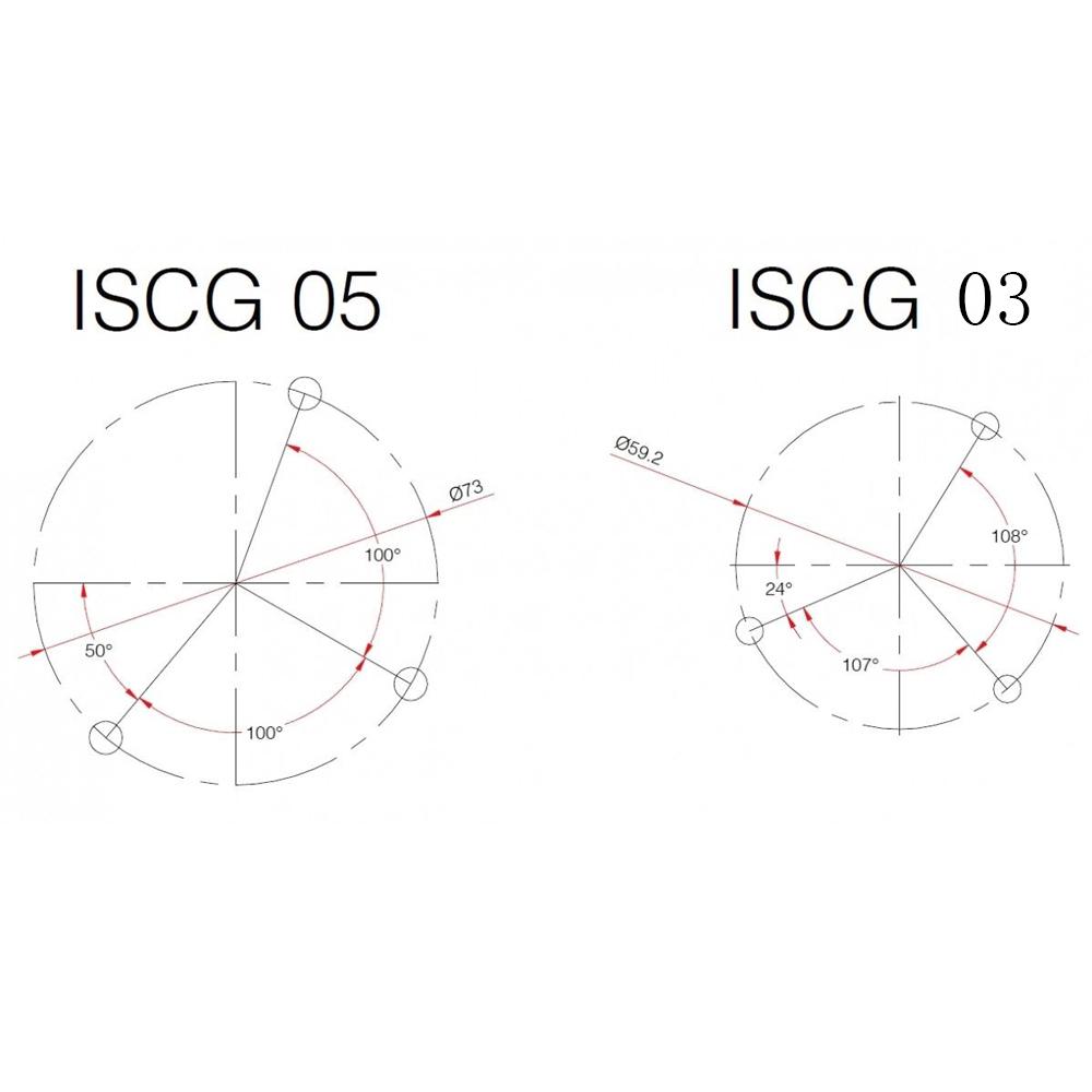 Fouriers CNC Chain Guide Bash 32-38T For Enduro Bike 1X10 1X11 XX1 X01 ISCG03 05