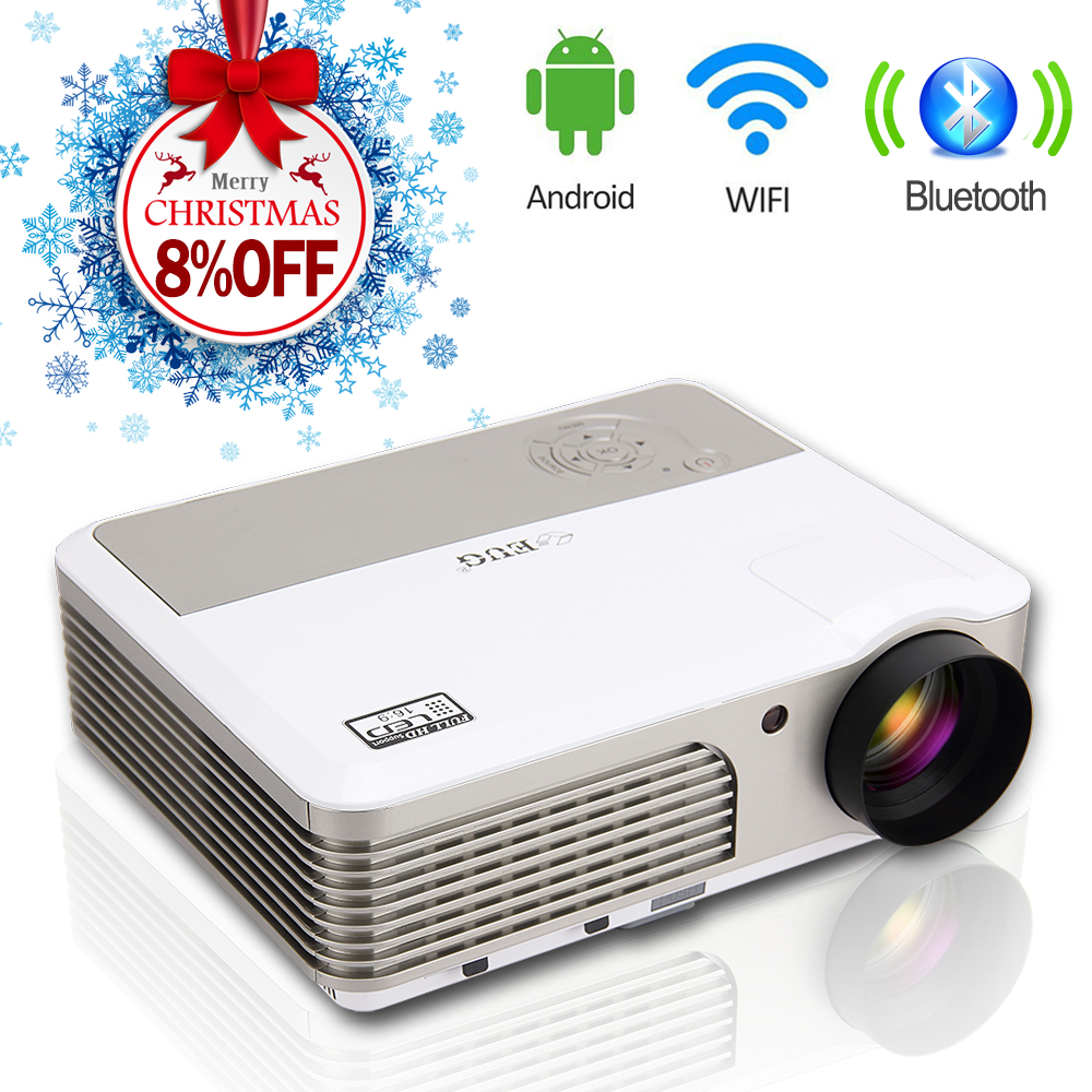 4000lm Projector Hd Lcd Led Home Theater Projector