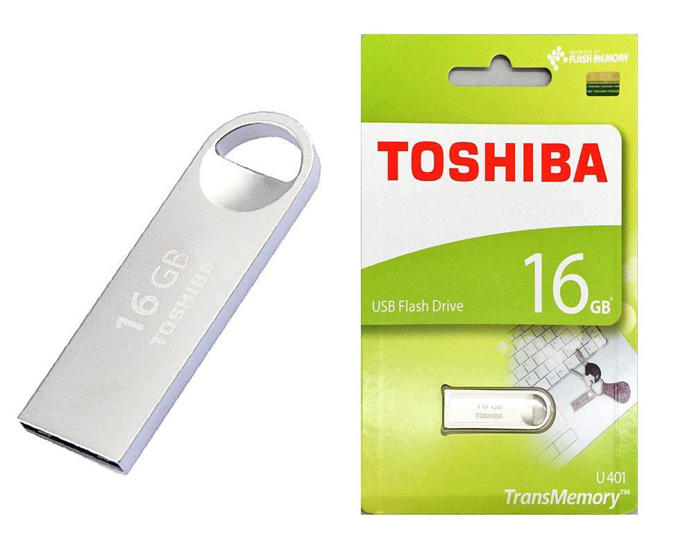 Silver 16GB USB2.0 Pen Driver