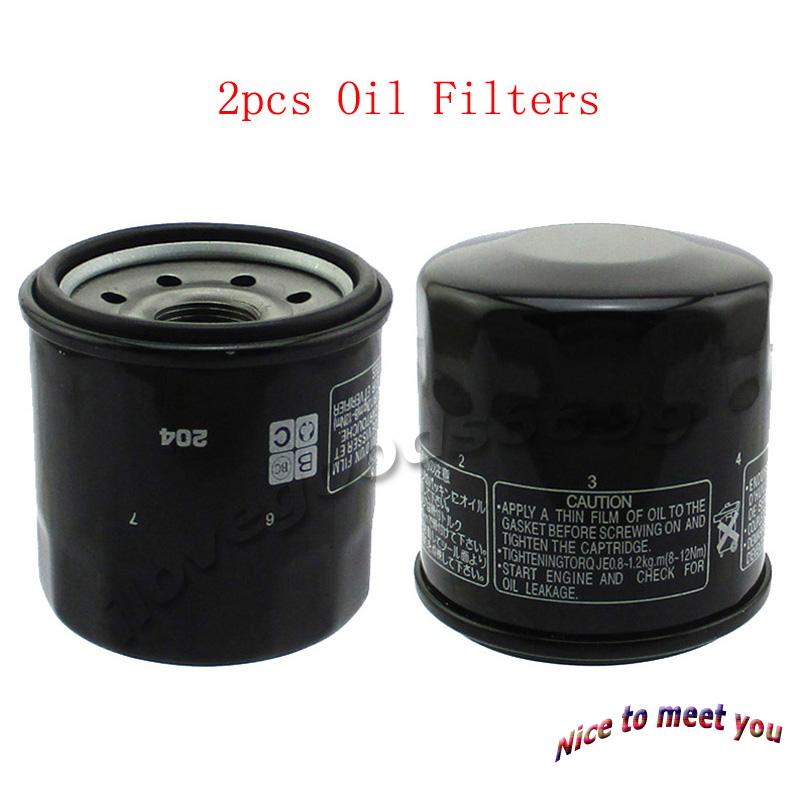 Triumph 800 Tiger11-13 HiFlo Oil Filter HF204