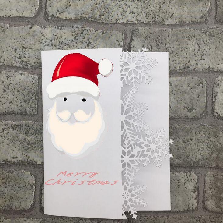 Weihnachten Metall  Die Stencil Cutting Dies DIY Scrapbooking Stanzschablone
