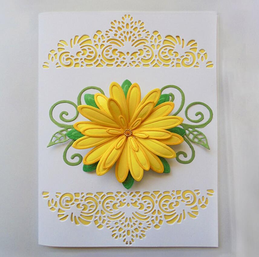 Metal Cutting Dies DIY Scrapbooking Paper Cards Tool Decorative Crafts Die Cuts