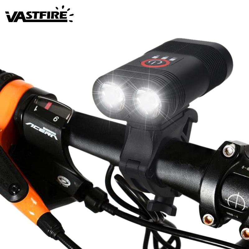 6000lm usb fahrradlicht fahrradbeleuchtung vorderlicht mit. Black Bedroom Furniture Sets. Home Design Ideas