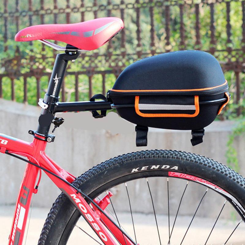 Cycling Bag Pannier Rear Rack Pack Tail