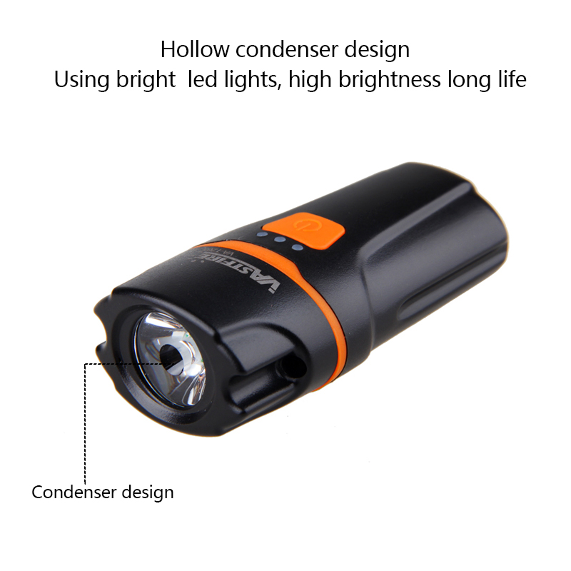 5000LM XPE LED USB Rechargeable Waterproof Lamp Bike Bicycle Headlight Light