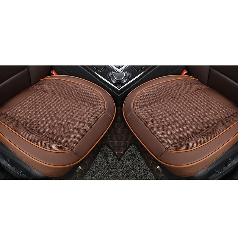 pu leder deluxe auto full surround sitzauflage sitzbez ge. Black Bedroom Furniture Sets. Home Design Ideas