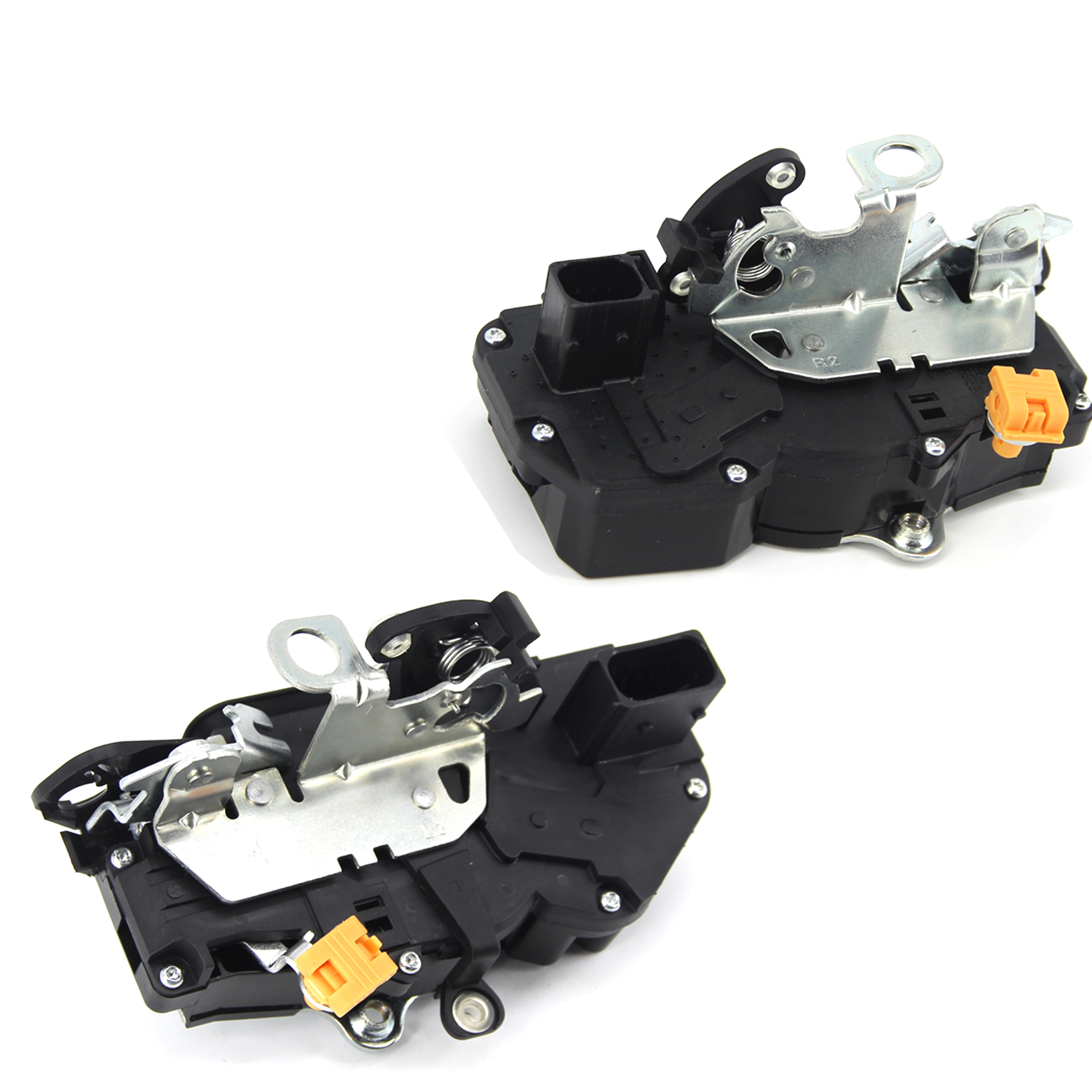XL1500 XL2500 Suburban 1500//2500 and Cadillac Escalade//ESV Front Driver and Pasenger Kits 931-303 931-304 Door Lock Actuator for 2008 2009 GMC Yukon Chevy Tahoe