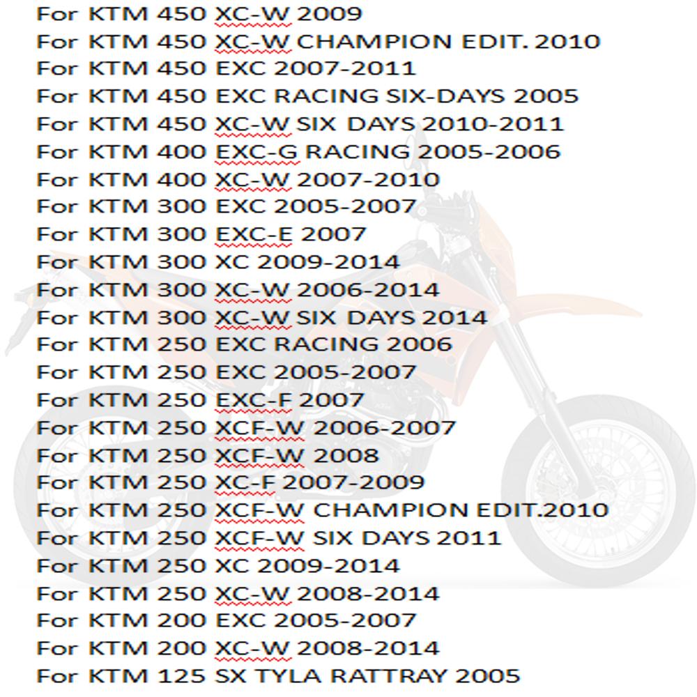 Voltage Regulator Rectifier For Ktm 125 200 250 300 525 450 530 Exc Wiring Diagram Six Days G F
