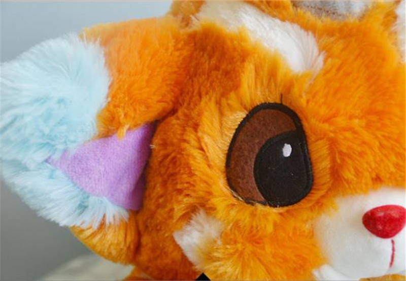 League of Legends Gnar Doll Plush Toys Doll Plush Toys Pillow Cos Christmas Gift