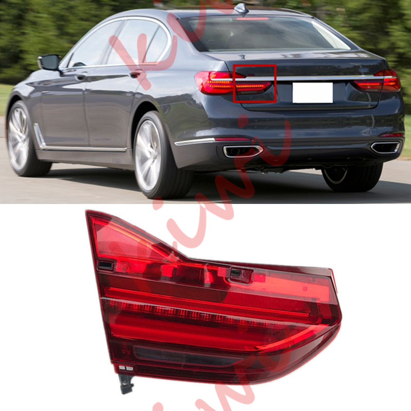11 12 13 ELANTRA BLACK L.E.D TAIL LIGHTS NEW PAIR BMW STYLE 4 PCS