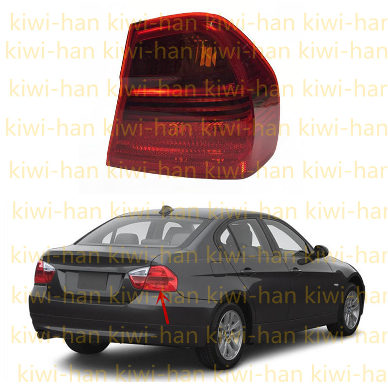 for 1999 2003 NSF BMW 3 Series Coupe RH Passenger Left Side Reflector Assembly