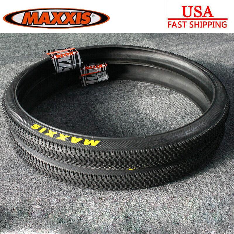 2pcs Maxxis Crossmark MTB Tyres Unique design for fast  racing Bike Tire
