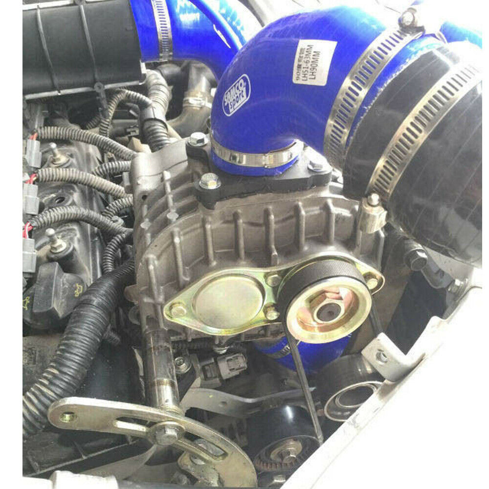 Vq35de Roots Supercharger: AISIN AMR300 Roots Supercharger Compressor Blower Booster
