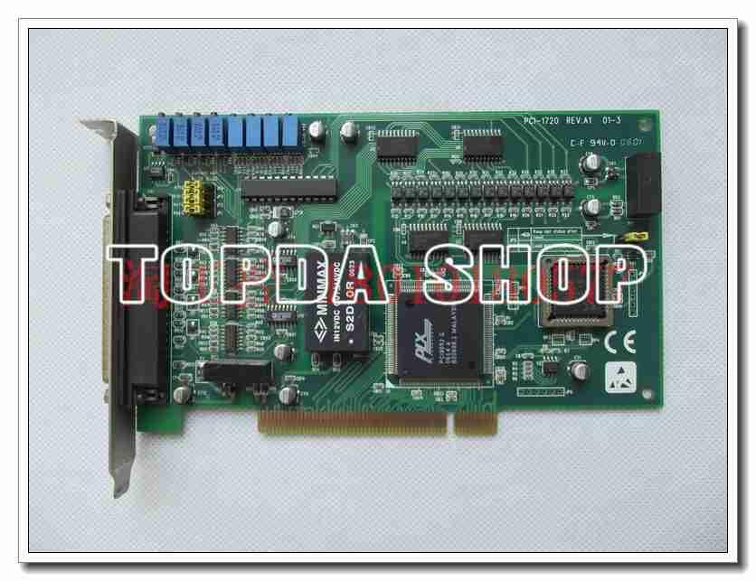 1pc Used ADLINK PCI-7200 Digital I//O card DHL fedex ship