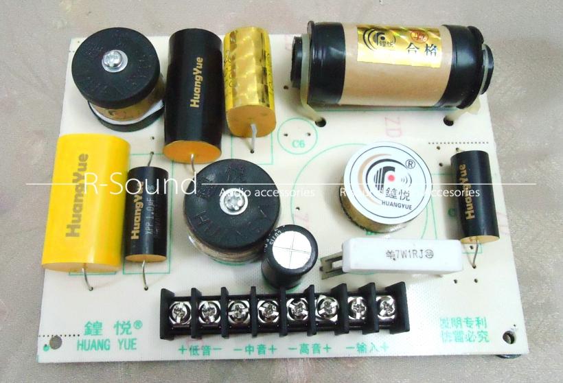 1pc Kasun TDK-3009C 550W 3way HIFI Speaker Crossover Filter Frequency Divider