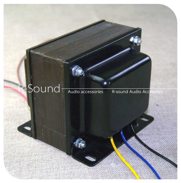 HIFI C type Output transformer for Tube preamp EL84  Secondary 0-4-8-16