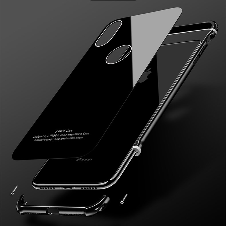backup my iphone aluminum bumper metal frame acrylic cover for iphone 4286