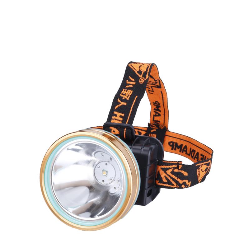Super-bright 200000LM LED Headlamp T6+10W COB Headlight Rechargeable Flashlight