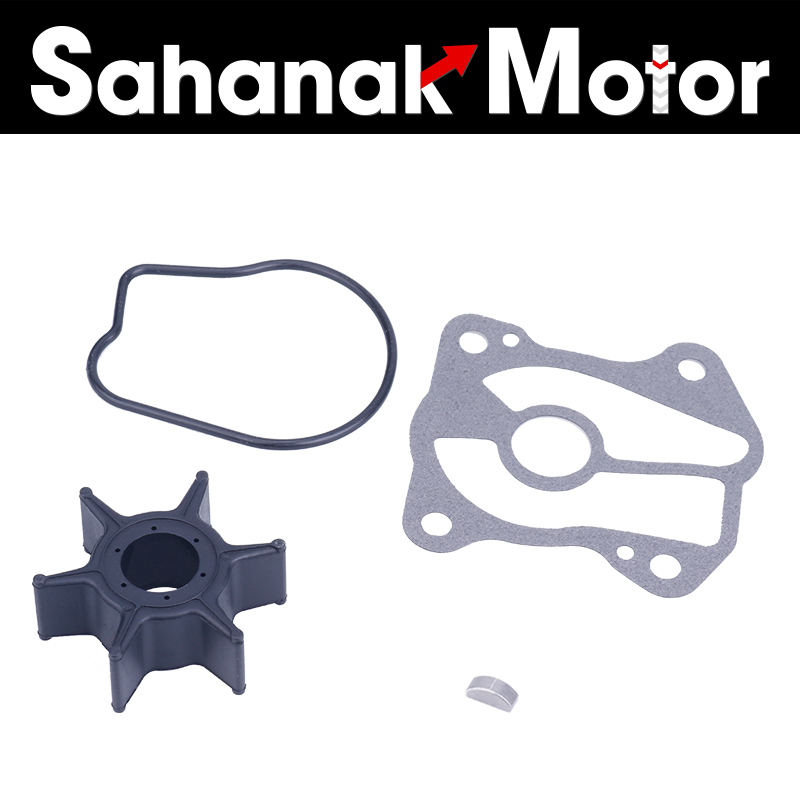 IMPELLER 18-3281 FITS HONDA BF25 BF30 06192-ZV7-000 OUTBOARD WATER PUMP KIT
