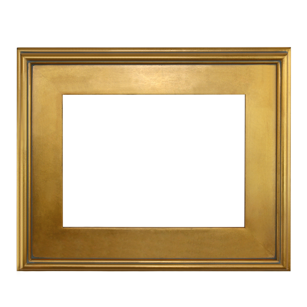 Antique Gold Wood Picture Frame Oil Painting Hanging Poster Frame 12 ...