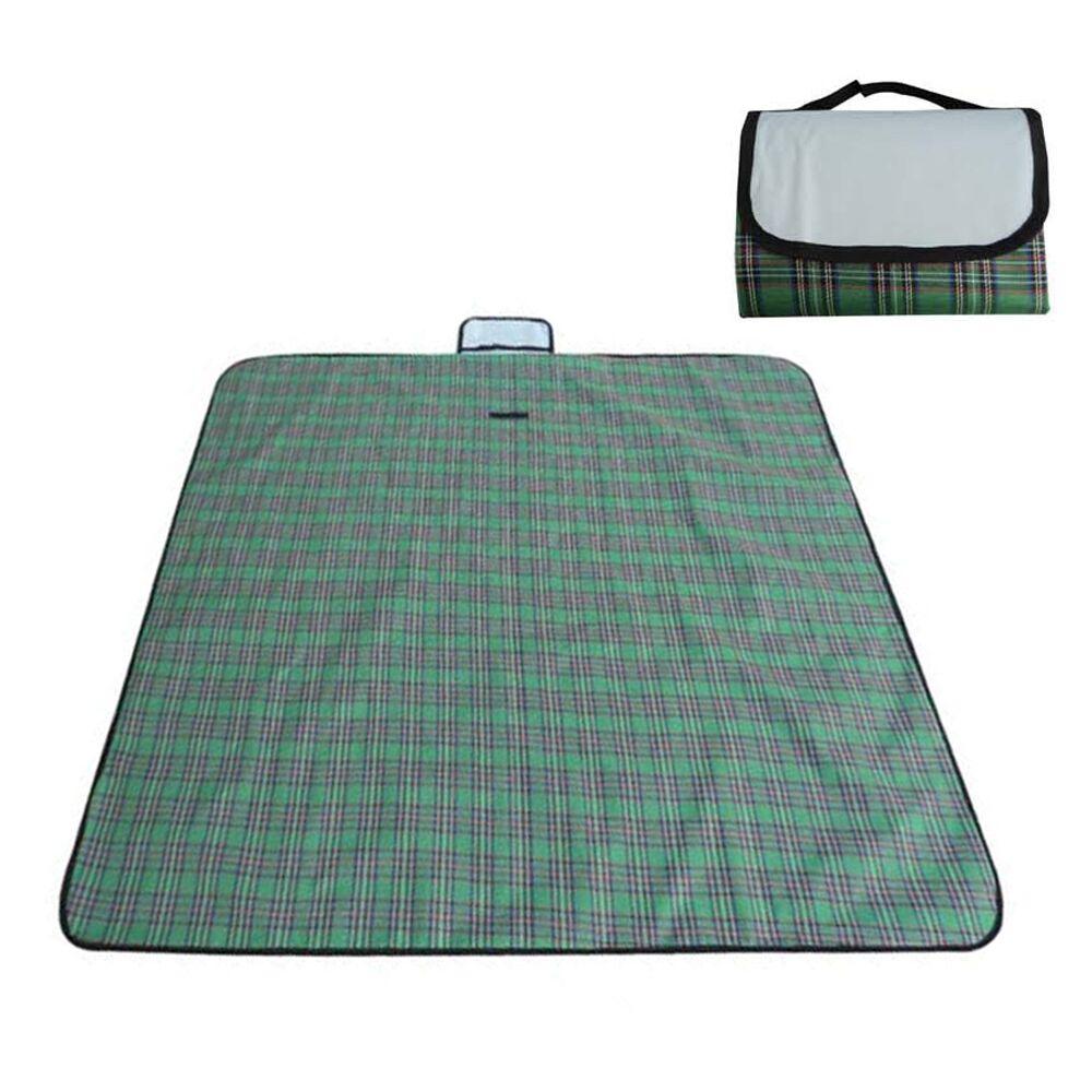 Outdoor Waterproof Picnic Blanket Plaid