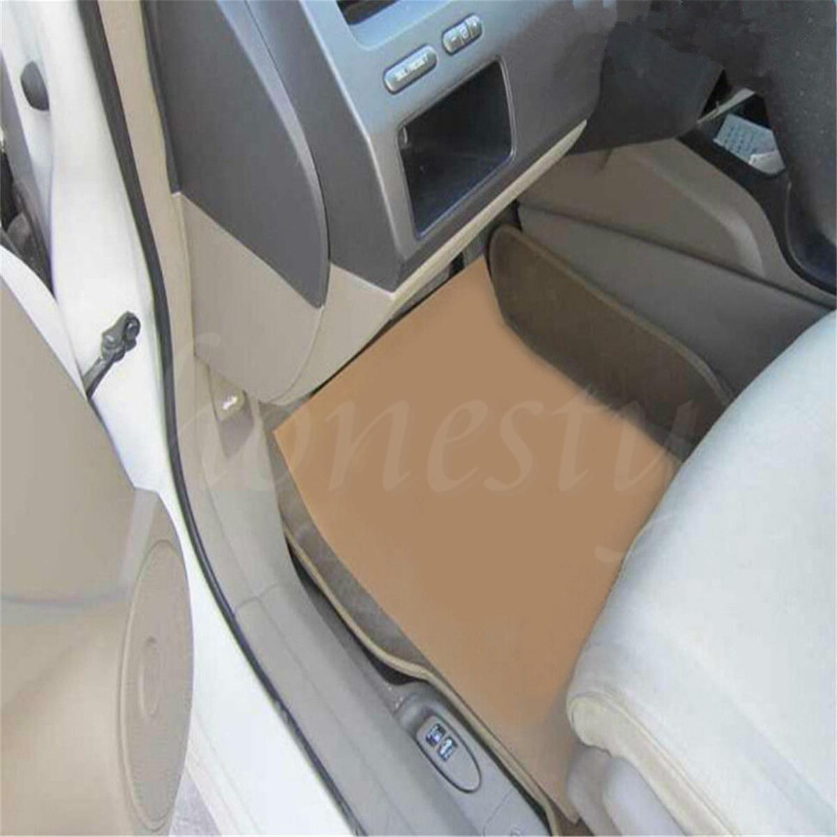 2~50pcs Universal Absorbent Kraft Paper Car Disposable