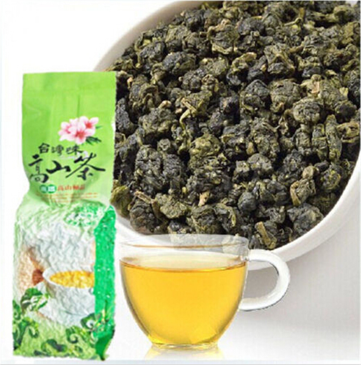 Milk Oolong tea (Chinese tea): reviews, prices 17