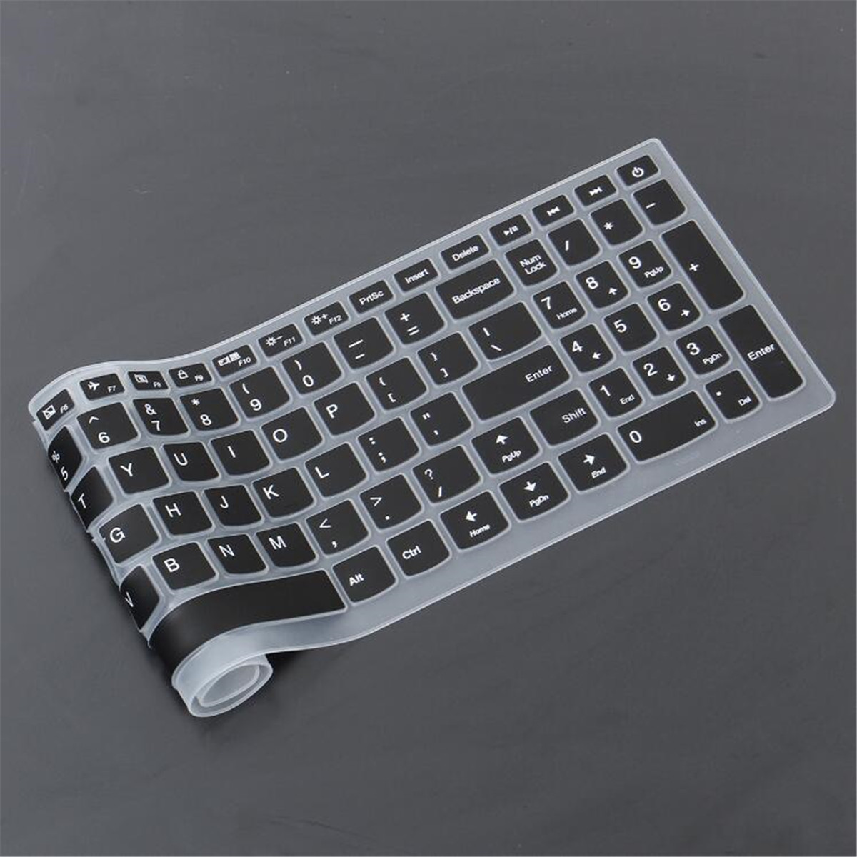 0 2mm Laptop Keyboard Protector Skin Cover Film For Lenovo