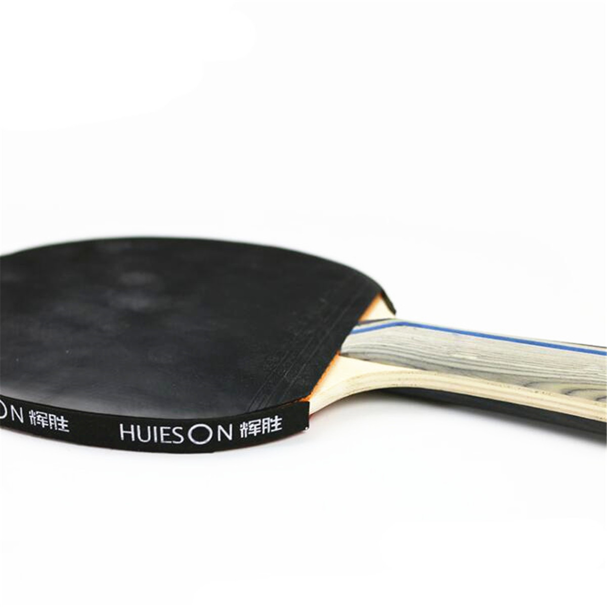 Table Tennis Edge Tape Ping Pong Racket Side Tape Sponge Protector Black