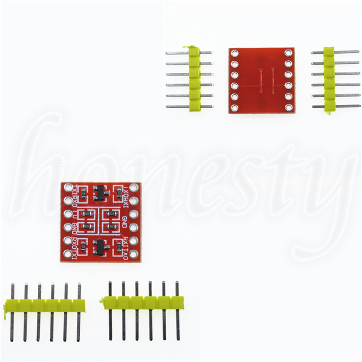 1 Set 2 Channel Bi Directional Logic Level Shifter Converter 33v 5v Circuit For Arduino