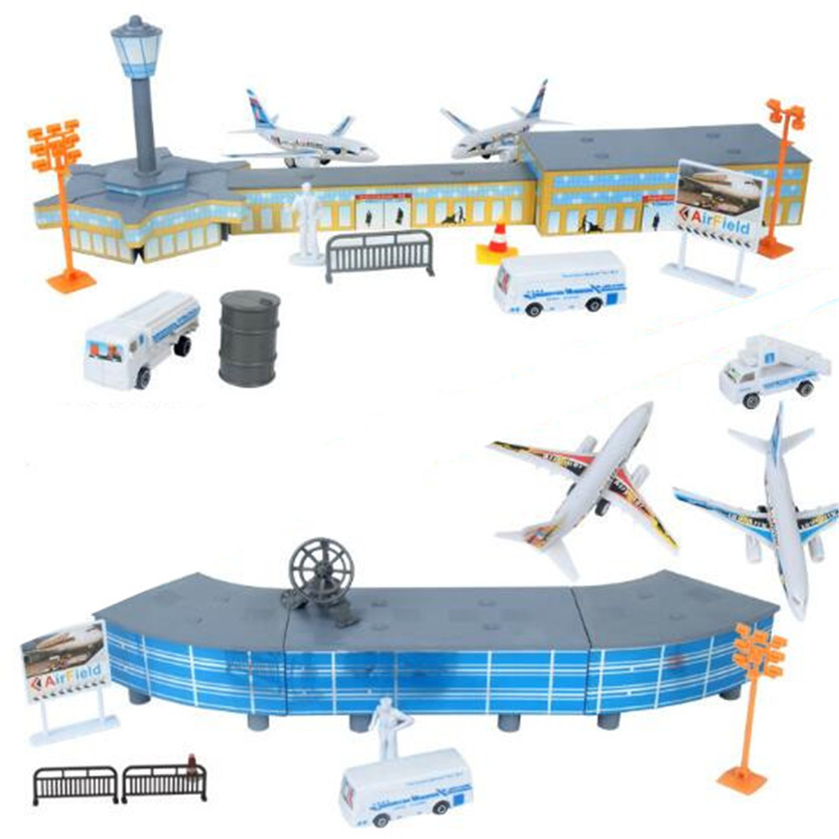 Airport toys