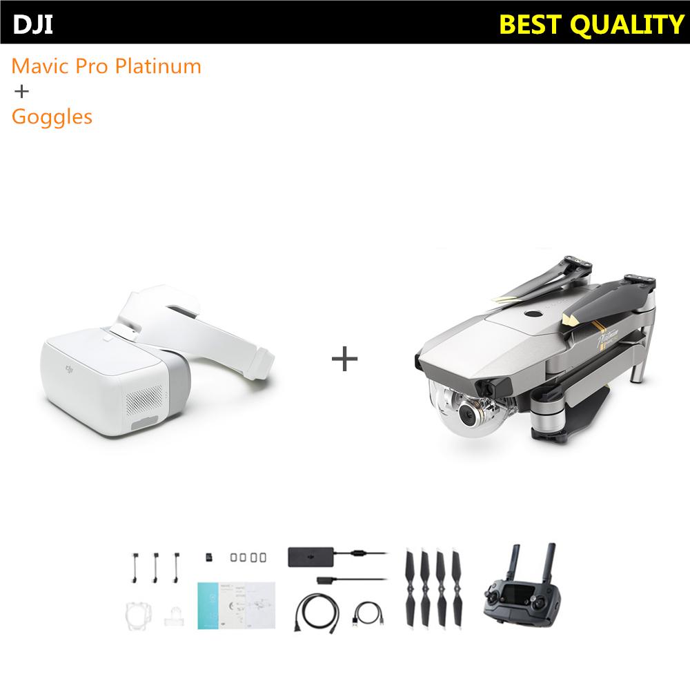 Dji Mavic Pro Platinum Goggles Set 190021298934 Ebay