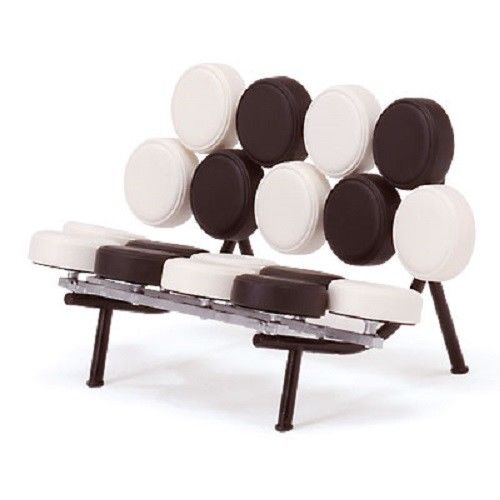 Details About Reac Japan Design Interior Collection Vol. 4 George Nelson  Marshmallow Sofa 1956
