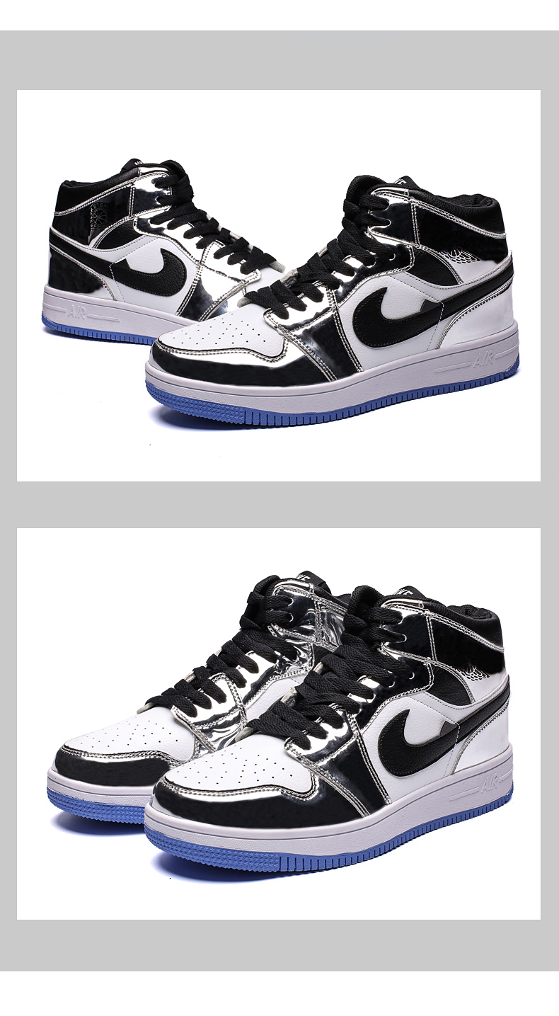 Men/'s high-top retro basketball shoes LBL15 sneakers running shoes jogging 45