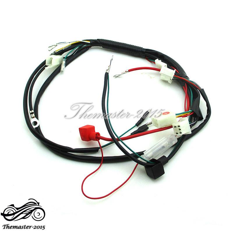 Wiring Harness Loom For 50 110cc 125cc 140cc 150 Cc