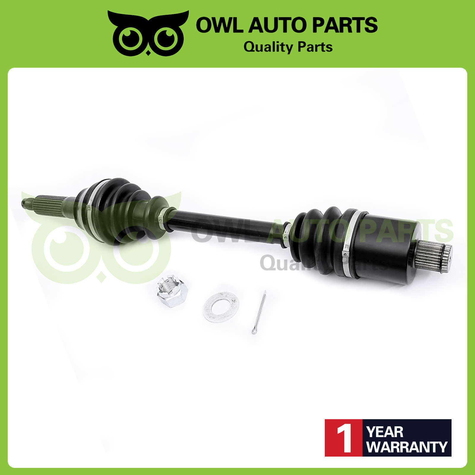 OEM POLARIS SPORTSMAN ACE 570 325 FRONT AXLE CV SHAFT ASSEMBLY LEFT OR RIGHT