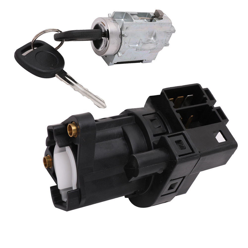 Equipment Ignition Switch And Lock Cylinder For Chevy
