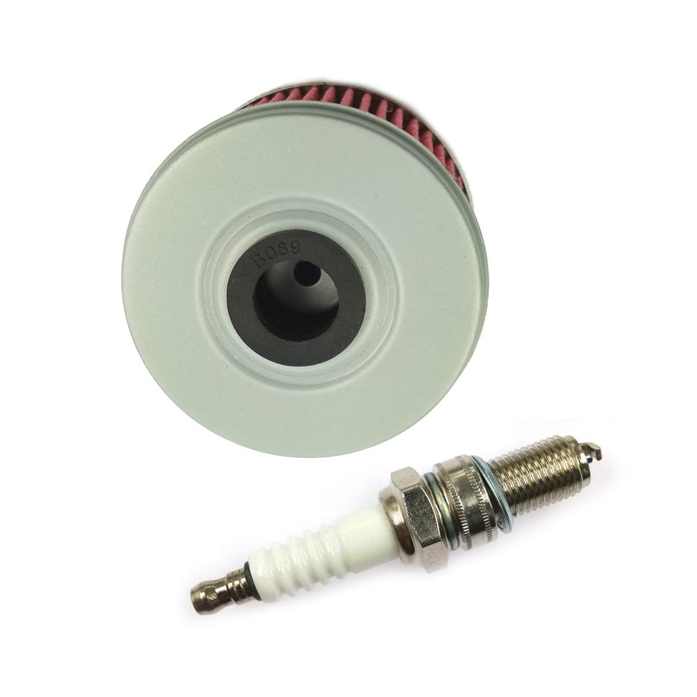 Oil Fuel Filter Spark Plug for KAWASAKI KLX140 125 110 KSR110 KLX140L KLX250S US