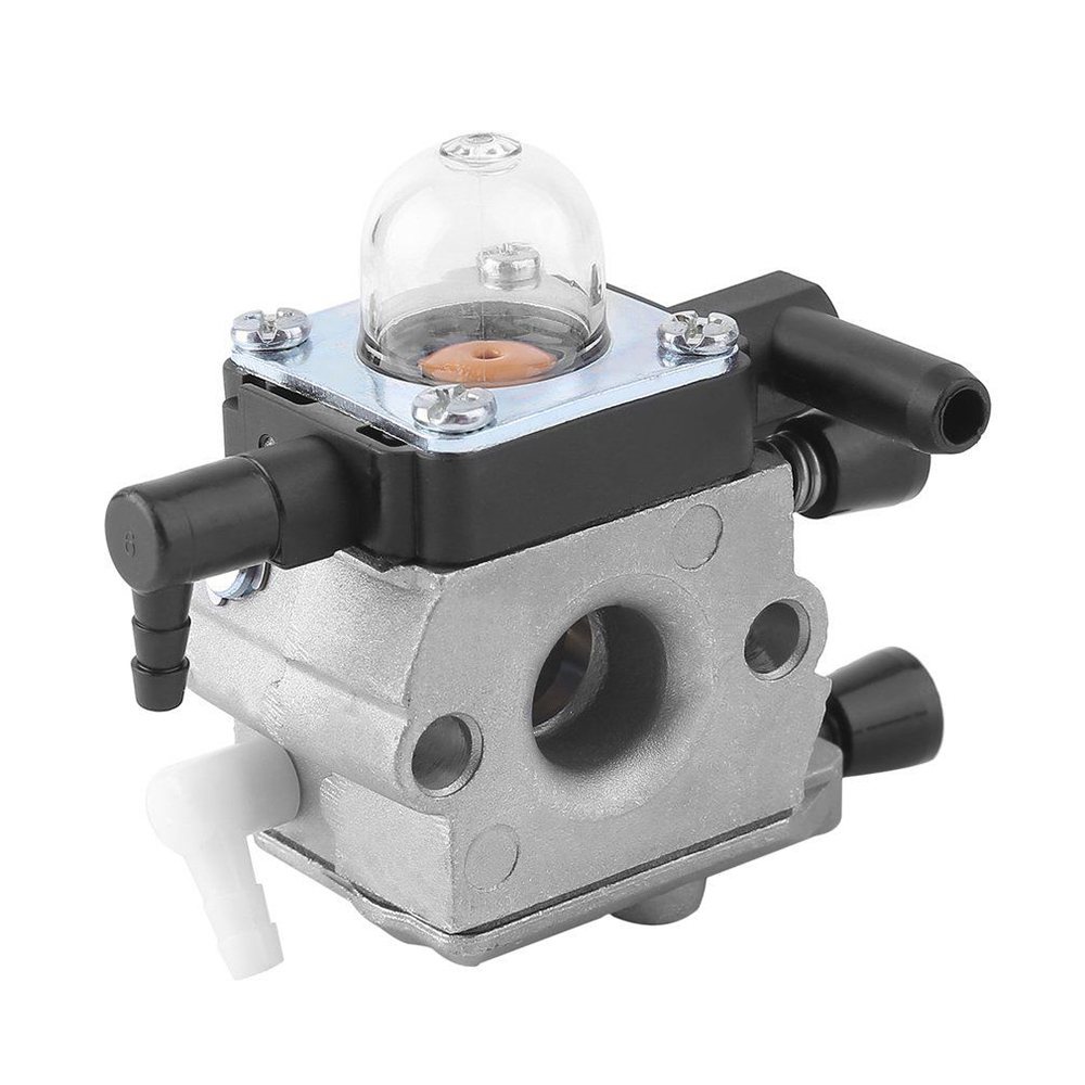 Carburetor For Stihl Mm 55 Mm55c Tiller Air Fuel Filter Primer Bulb 46011200600 843202785692