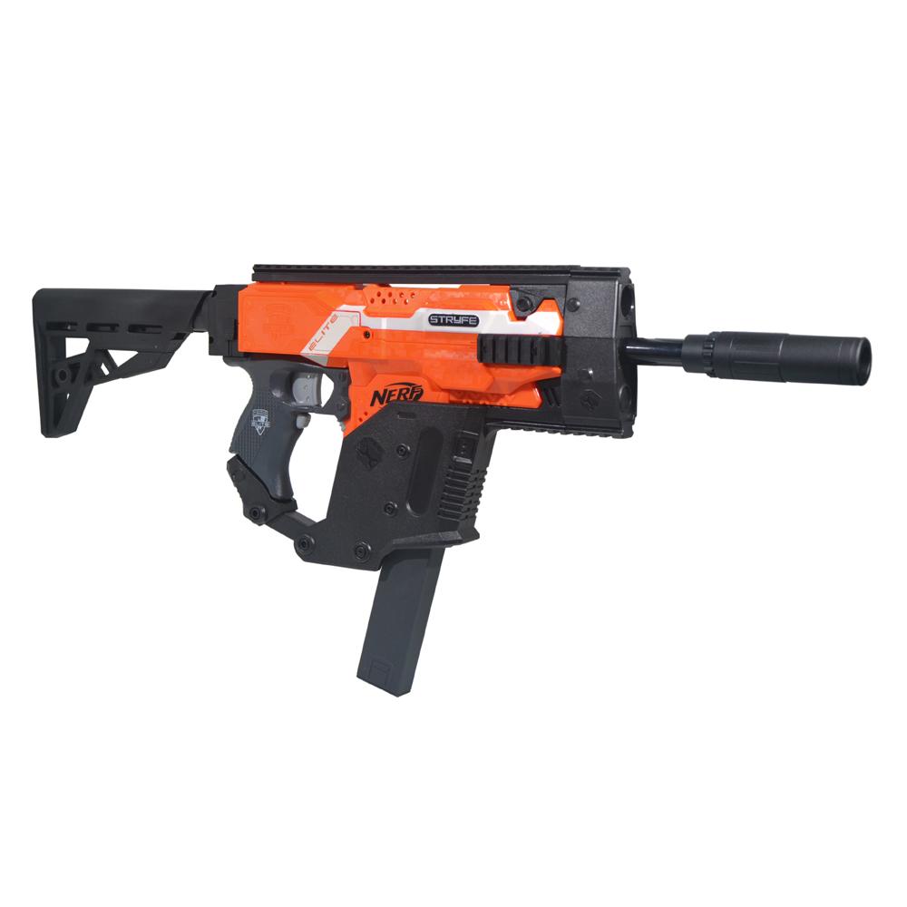 Worker-Mod-Kriss-Vector-Imitation-Kit-Combo-13-Items-for-Nerf-STRYFE-Modify-ToyB
