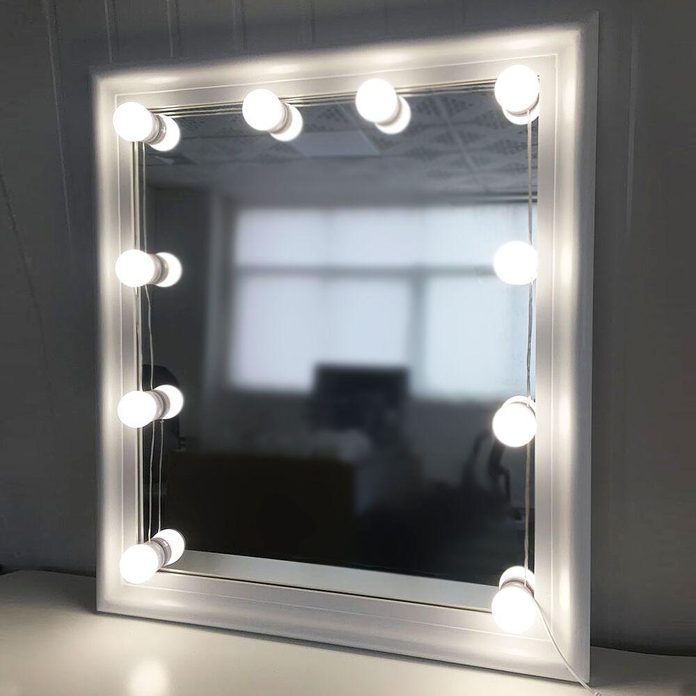 Hollywood Led Vanity Mirror Light Kit For Makeup Dressing