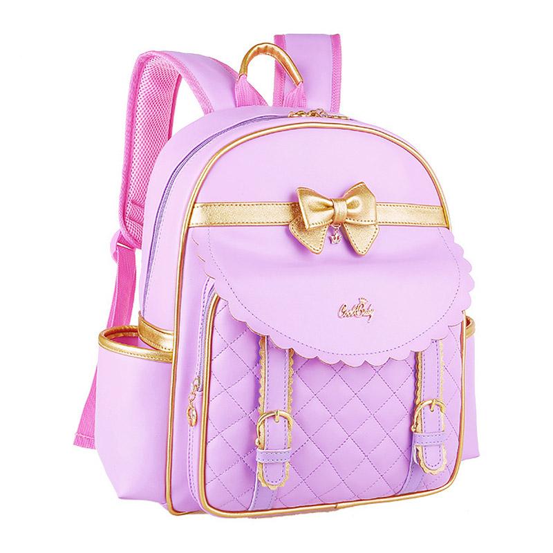 Girls Backpacks Kids School Backpack Rucksack Cute Bowknot ...
