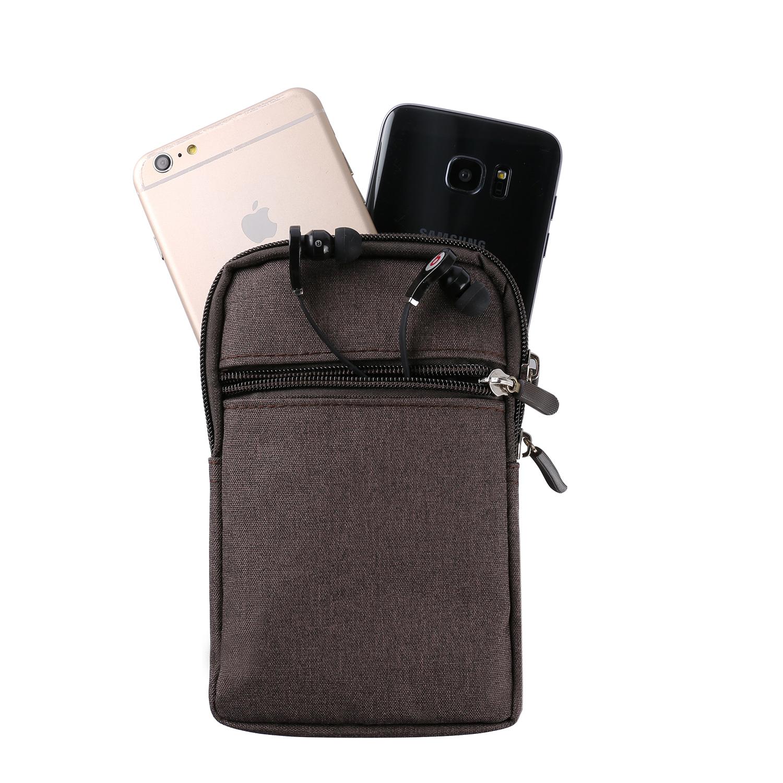 Iphone  Plus Wallet Case With Belt Clip