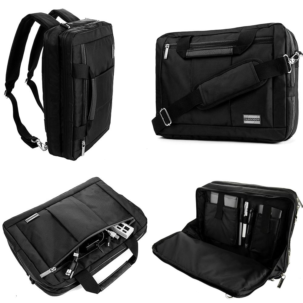"""VanGoddy Laptop Messenger Shoulder Bag Case for 15.6/"""" Lenovo IdeaPad//HP Pavilion"""