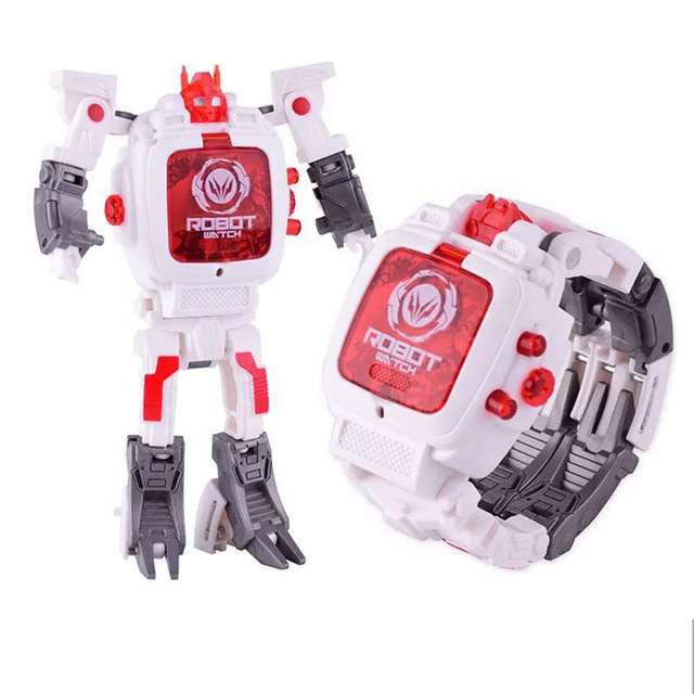 Transformation-Robot-Toys-Electronic-Watch-Deformed-Robot-Toy-4-Color