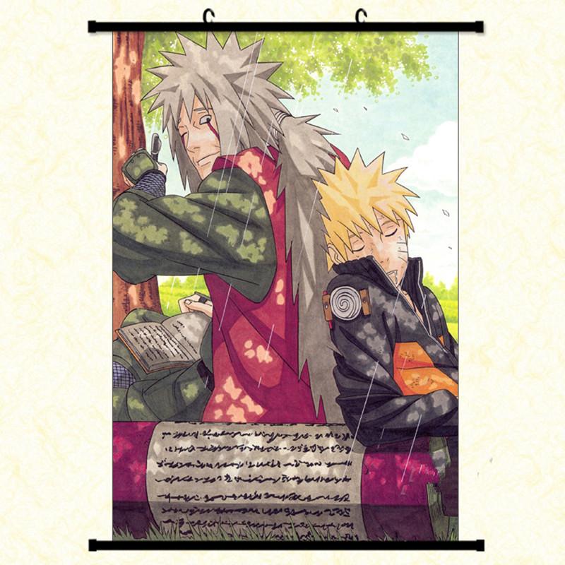 Naruto Anime Naruto Wall Scroll Medium Size 40x60 CM