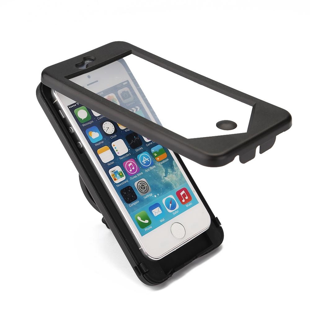 fahrrad motorrad smartphonetasche handy halterung. Black Bedroom Furniture Sets. Home Design Ideas