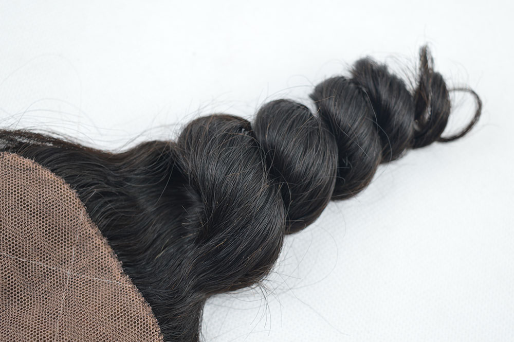 silk base closure loose wave-2