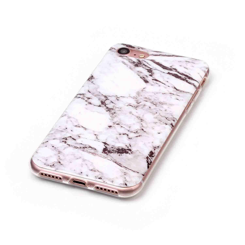 Patron-de-cuero-carcasa-Para-iPhone-8-7-6-Plus-5-Samsung-Galaxy-S8-7-6-HuaWei-LG