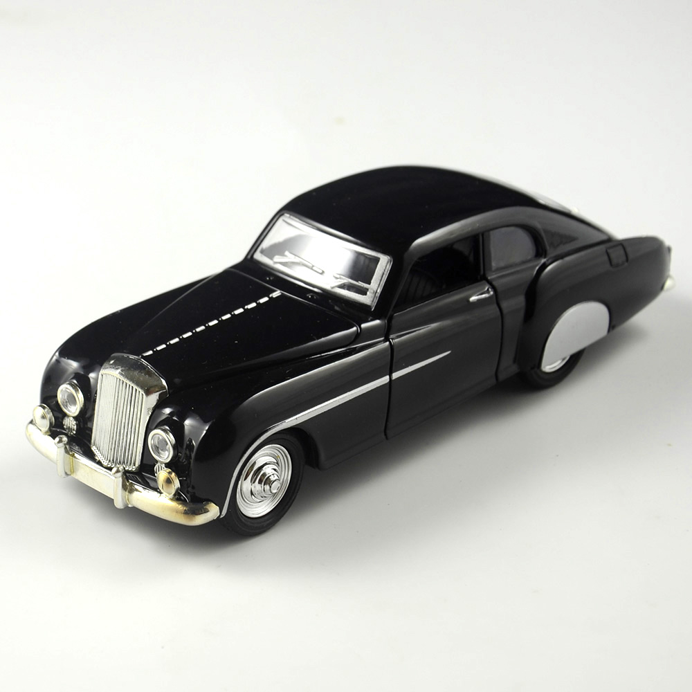 Vintage 1:28 1955 Bentley R-Type Continental Diecast Car Model Toy ...
